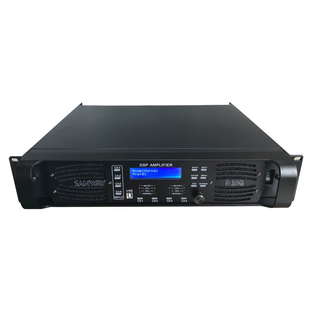 Buying an amplifier----Do I need a DSP or not  - Sanway