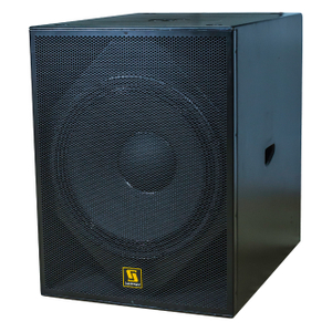 "L-8018 Single 18"" High Efficiency PA Powered Subwoofer"
