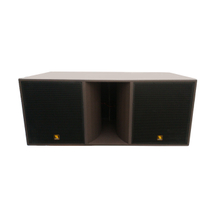 KS28 2x18 Inch Weather-Resistant 1000W High-Power Subwoofer Box