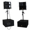 VR10&S30 10 inch tops and 15 inch subs Powered Line Array System