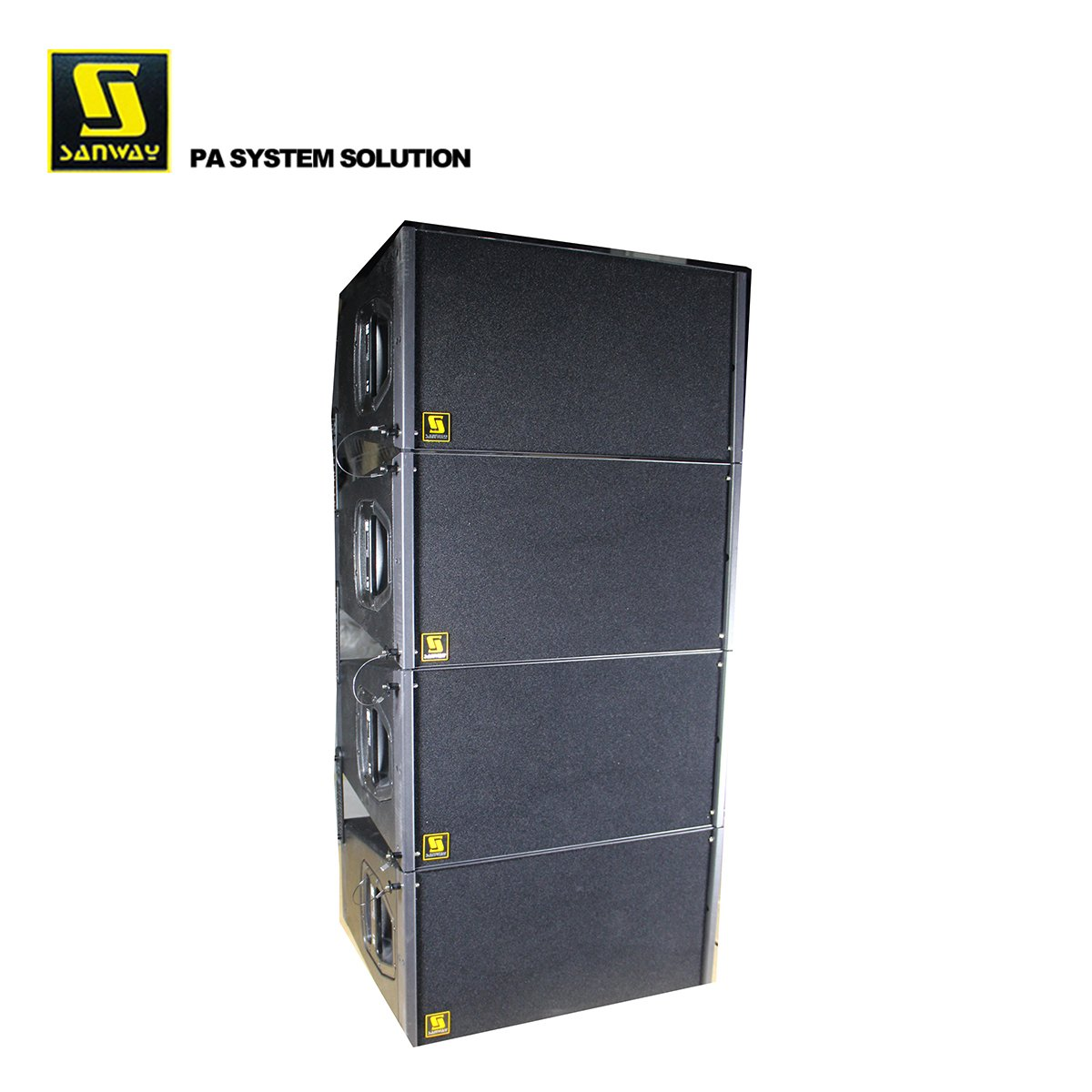 Sanway Audio Q1&Q-SUB Line Array Show