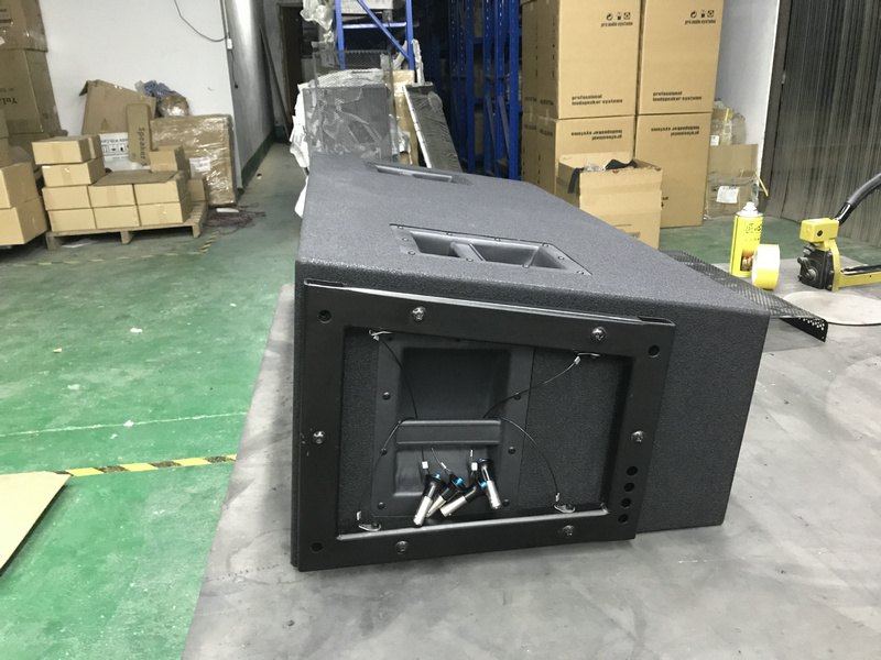 VT4888 Dual 12 inch Three Way DJ Line Array Sound System