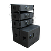 LA208 Dual 8 Inch Self Powered Line Array Speaker System