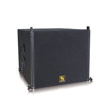 VERA S15 15 inch Powered Active Compact Subwoofer Bass for Church