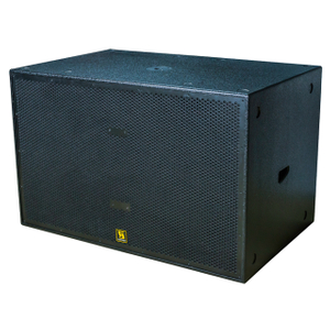 L-8006 Dual 18' Powered Loud Bass Subwoofer Speaker