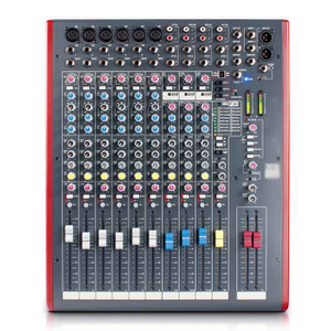 ZED-12FX Digital Audio Video Mixer
